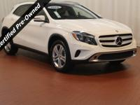 This Certified Pre-Owned 2016 Mercedes-Benz GLA 250 has