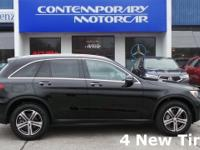 Certified. 2016 Mercedes-Benz GLC GLC 300 4MATIC Black