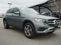Clean CARFAX. 2016 Mercedes-Benz GLC300Recent Arrival!