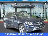 Carfax Accident Free, GLC 300 4MATIC , 115V AC Power