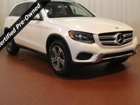 This 2016 Mercedes-Benz GLC 300 comes loaded with