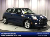 MINI Certified, CARFAX 1-Owner, GREAT MILES 13,205! WAS