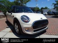 CARFAX 1-Owner, MINI Certified, LOW MILES - 8,132!