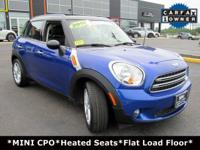 **MINI CERTIFIED** LOW MILES & RARE COLOR! 1-Owner,