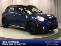 1 Owner. ONLY 19,629 Miles! MINI Certified, ONLY 19,629