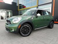 **MINI CERTIFIED** RARE JUNGLE GREEN! 1-Owner, Clean