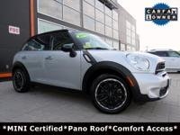**MINI CERTIFIED** LOW MILES & RARE MANUAL