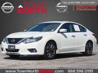 We are excited to offer this 2016 Nissan Altima. This