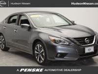 PRE-CERTIFIED, Altima 2.5 SR, 4D Sedan.Clean CARFAX.