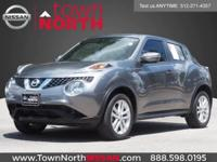 We are excited to offer this 2016 Nissan JUKE. This