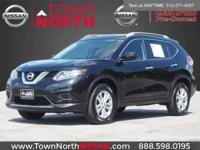 We are excited to offer this 2016 Nissan Rogue. CARFAX