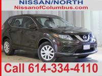 2016 Nissan Rogue S Midnight Jade CARFAX One-Owner.