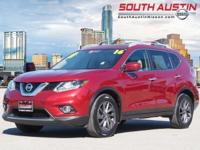 This outstanding example of a 2016 Nissan Rogue SL is
