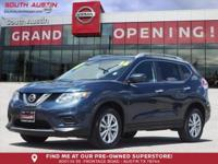 This outstanding example of a 2016 Nissan Rogue SV is