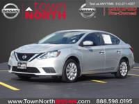 We are excited to offer this 2016 Nissan Sentra. This