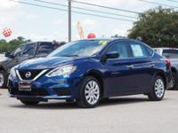 This 2016 Nissan Sentra S is offered to you for sale by