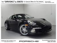 Priced below KBB Fair Purchase Price! **Porsche