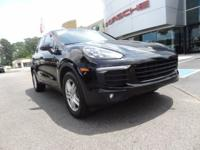 **Certified Pre-Owned**2016 Porsche Cayenne**Original
