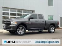 CARFAX 1-Owner, Ram Certified, ONLY 24,841 Miles! JUST