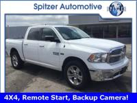 2016 Ram 1500 Big Horn Bright White Clearcoat BACKUP