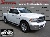 BIG HORN CREW CAB......5.7L HEMI V8, 4WD......HEATED
