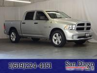 Certified. Bright Silver Metallic Clearcoat 2016 Ram