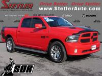 SPORT TorRed Package......CREW CAB, 5.7L HEMI V8,
