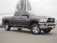 Certified. CARFAX One-Owner. This 2016 Ram 2500