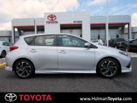 2016 Scion iM, Certified, Front Wheel Drive, 1.8 Liter,