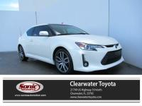 Delivers 31 Highway MPG and 23 City MPG! This Scion tC