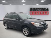 2016 Subaru Forester Dark Gray Metallic 2.5i Premium