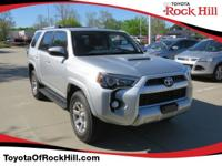 We are excited to offer this 2016 Toyota 4Runner. Your