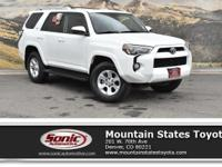 Check out this 2016 Toyota 4Runner SR5 Premium. Its
