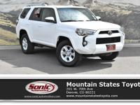 Look at this 2016 Toyota 4Runner SR5. Its Automatic