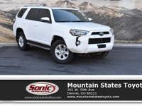 Check out this 2016 Toyota 4Runner Limited. Its