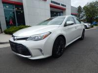 2016 Toyota Avalon Touring, TOYOTA CERTIFIED 7 YEAR/