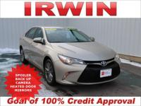 TOYOTA CERTIFIED! LOW MILES! SPORT MODEL! BACKUP