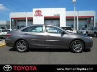 2016 Toyota Camry SE, Toyota Certified, Front Wheel