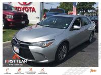 Toyota Certified, GREAT MILES 40,045! SE trim,