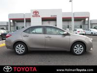 2016 Toyota Corolla LE, Toyota Certified, Front Wheel