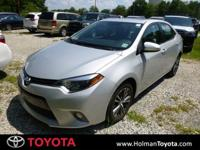 2016 Toyota Corolla LE Plus, Toyota Certified, Front