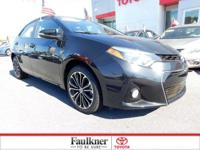 Toyota Certified, CARFAX 1-Owner, Excellent Condition,