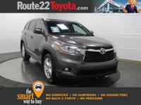Route 22 Toyota has a wide selection of exceptional