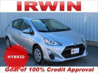 TOYOTA CERTIFIED! LOW MILES! TOUCH SCREEN DISPLAY!