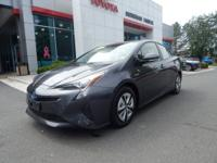 2016 Toyota Prius Three, TOYOTA CERTIFIED 7 YEAR/