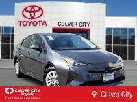 Culver City Toyota is honored to offer this