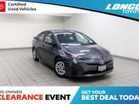 HUGE SELECTION OF PRIUS HYBRIDS TO CHOOSE FROM!! **