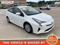 2016 Toyota Prius Two ***#1 CERTIFIED TOYOTA DEALER IN