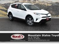 Come see this 2016 Toyota RAV4 LE. Its Automatic