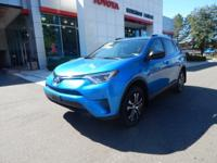 2016 Toyota RAV4 LE AWD, TOYOTA CERTIFIED 7 YEAR/